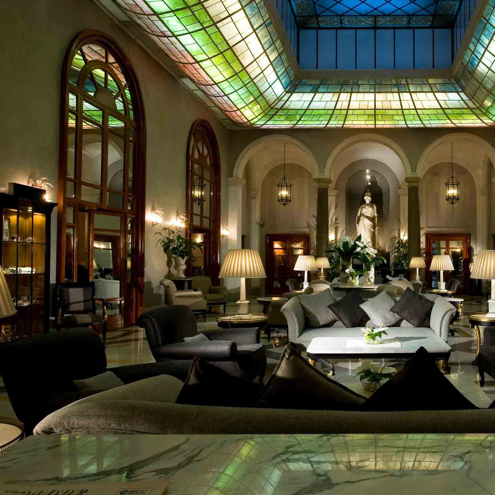 Grand Hotel de la Minerve Rome - Hotels in Rome | WorldHotels